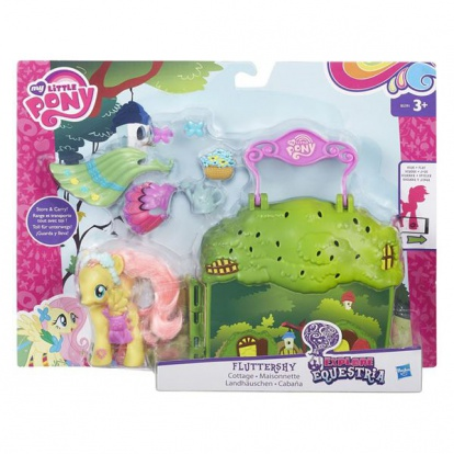 Hasbro My Little Pony Otváracia hrací set assorti
