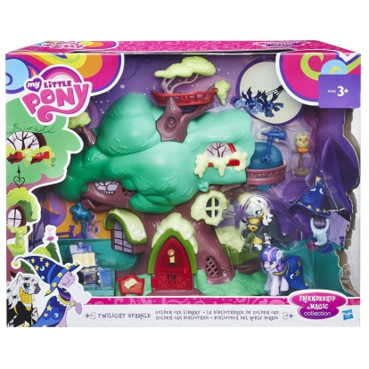 Hasbro My Little Pony fim twilight knižnica