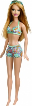 Barbie plážová Summer