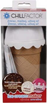Výroba zmrzliny - Ice cream maker