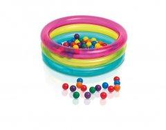 INTEX 48674 Bazén s loptičkami